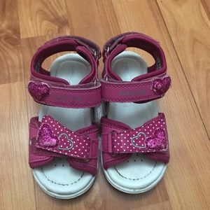 Geox Shoes - Geox Girls Sandals